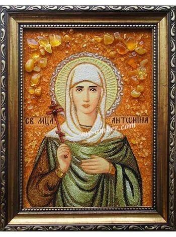 Icon of the Holy Antonina