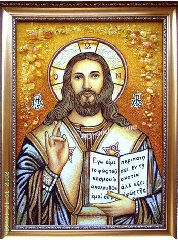 ІКОНА ХРИСТА СПАСИТЕЛЯ
