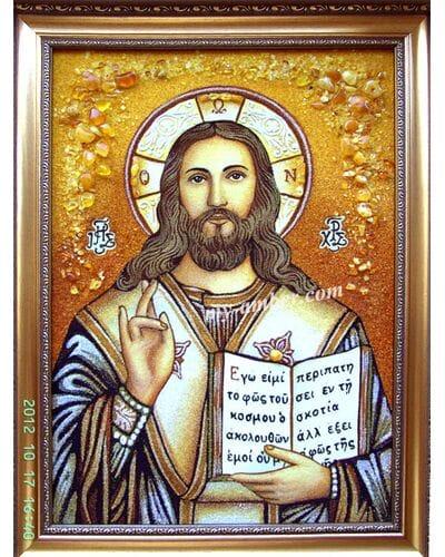 ІКОНА ХРИСТА СПАСИТЕЛЯ №2