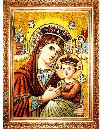 валюту образ божией матери на янтаре результаты этого поиска