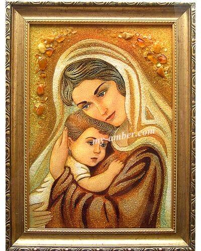 ДІВА МАРІЯ З ІСУСОМ №3