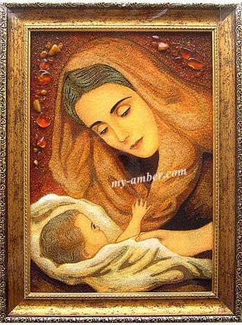 ДІВА МАРІЯ З ІСУСОМ №4