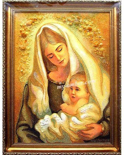 ДІВА МАРІЯ З ІСУСОМ №2